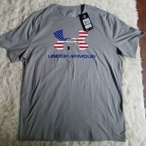 🔥NWT MEN'S UNDER ARMOUR TSHIRT